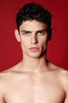 Arthur Gosse | Photographed by Cuneyt Akeroglu | Models.com