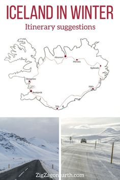 Suggested Iceland Winter itineraries - day by day -- | Iceland Travel Tips | Iceland things to do | Iceland Itinerary | Iceland Scenery | Iceland Trip | Iceland Landscapes | Iceland Photography | things to do in Iceland | Iceland in Winter #iceland Iceland Destinations, Iceland Travel Tips, Europe Travel Tips, European Travel, Island Winter, Iceland Landscape, Iceland Road Trip, Reisen In Europa, Best Travel Guides