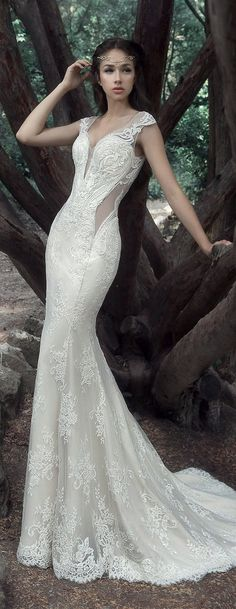 USED  Milva 2017 Wedding Dress – Arwen Collection