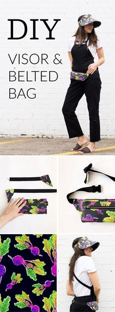 01b70066ff1 2 Fun in the Sun DIYs to Inspire Your Next Sewing Project. Fanny Pack  PatternBag ...