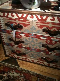 Southwest dresser