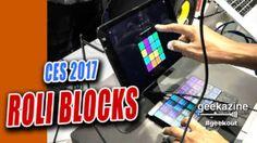 Roli Blocks Makes Modular Music in Multiple Ways ???