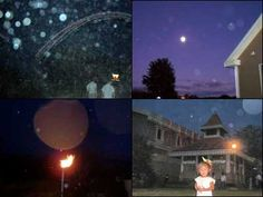 Spirit Orb Pics X4::Have you seen orbs? A couple of the photos here have some of the biggest orbs I've ever seen photographed!