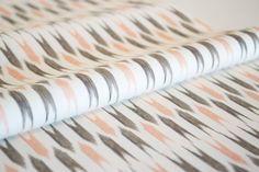 Arrow cotton fabric
