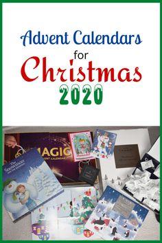 Advent Calendars for Christmas 2020