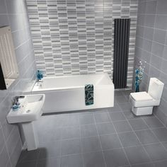 Bathroom Suites For Small Bathrooms Uk Small Bathroom Suites, Fitted  Bathrooms, Big Bathrooms,