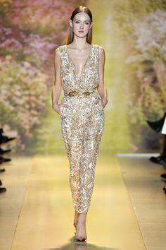 Zuhair Murad Spring/Summer Couture 2014 #ZuhairMurad #pfw