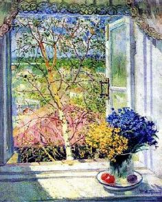 Александр Герасимов - Весна