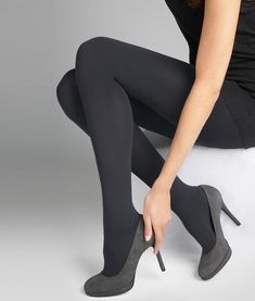 Spanx Tight-End Tights Shaping Opaque