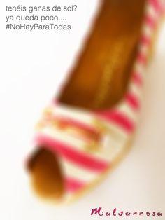 ¿Quieres zapatos primavera verano? - Las Malvarrosa