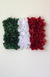 Kindergarten Cinco de Mayo Activities: Create a Tissue Paper Mexican Flag  (C1, Wk 20)