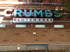 Cupcake bakery Crumbs debuts a gluten-free shop in NYC