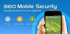 Protect your mobile device with 360 Mobile Security, a top of the line mobile security app desi...