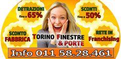 Torino Finestre e Porte   Infissi e Serramenti pvc, alluminio e legno