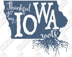 SVG Files for Cricut and Silhouette Machines Waterloo Iowa, Iowa State Fair, Des Moines Iowa, Background Clipart, Iowa Hawkeyes, Vinyl Shirts, Silhouette Projects, Cutting Files, Cutting Board