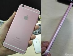 the iPhone can complement the pink version