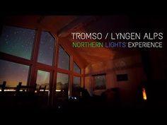 Kuzey Işıkları Deneyimi - Norveç 2017 - YouTube