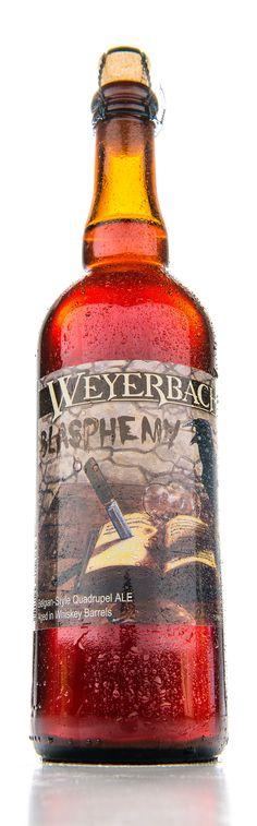 Blasphemy - Weyerbacher Brewing Company