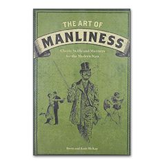 The Art of Manliness Store - The Art of Manliness Book (Signed)