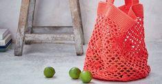 DIY zéro déchet: faire un sac filet au crochet