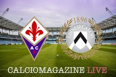 Fiorentina-Udinese LIVE sabato 11 febbraio dalle 20.45