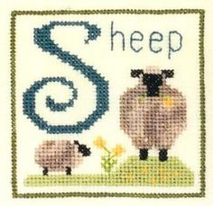 S Is For Sheep Elizabeth's Designs