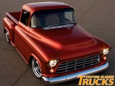 I just keep pinning Old Trucks!!!