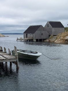 The Harbor at Peggy's Cove, Nova Scotia, Canada ~ Photography by Richard Bryce Atlantic Canada, Fishing Villages, Salt And Water, Nova Scotia, East Coast, Seaside, Fine Art America, Beautiful Places, Images