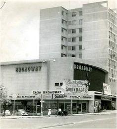 Cine Broadway - Sabana Grande. Caracas, venezuela.
