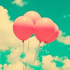 Güneş bazen sadece balonlara doğar
