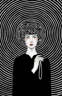 Eudoxia Art Print by Sofia Bonati | Society6