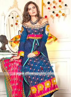 Subhata Embroidered Lawn Collection 2014 at Affordable Prices  Subhata Embroidered Lawn Collection 2014