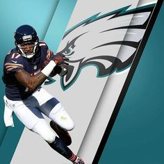 Alshon Jeffery leaves the Chicago Bears and signs a 1 year deal with the Philadelphia Eagles. NFL. Free Agency. Wide Receiver. Jay Cutler. Mike Glennon. Bryant and Lesar. The Bryant Sports Show. The Bryant Wrestling Show. DeSean Jackson. Brandon Marshall. Mike Evans. NBA. MLB. World Baseball Classic. March Madness. Pro Bowl