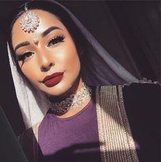 Modest Fashion, Hijab Fashion, Pakistani Jewelry, Indian Makeup, Bollywood Fashion, Colorful Decor, Bridal Makeup, Bridal Jewelry, Makeup Looks