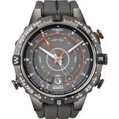 Timex Men's IQ Tide Temp Compass