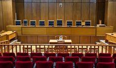 Φοβούνται τα χειρότερα! Ενίσχυση της ασφάλειας σε κτίρια και δικαστικούς λειτουργούς ζητούν οι εισαγγελείς: Η επίθεση… #ΔΙΚΑΣΤΙΚΑ #ΚΟΙΝΩΝΙΑ Conference Room, Table, Home Decor, Blog, Decoration Home, Room Decor, Meeting Rooms, Tables, Desks