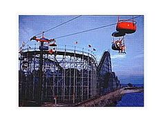 The Sky Ride at Crystal Beach