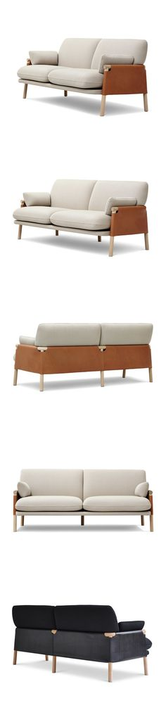 Monica Förster Savannah EJ Sofa and Armchair