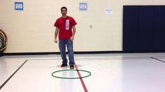TeachPhysEd: Speed Ball - YouTube