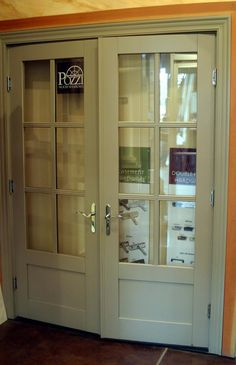 Exterior French Doors With Built In Blinds Reno Living