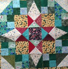 Bonnie Hunter Mystery Quilt 2017 - En Provence - Page 122