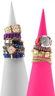 'Tis the season for sparkly arm candy...stack those baubles—the more the merrier! | Piperlime.gap.com
