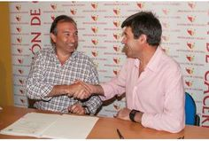 extremadurartesana: Firmado el convenio de Colaboracion para el desarr...