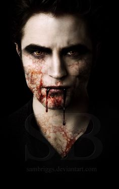 This is how the real Edward should look like....not that sparkly, mind battered, not horny, false whinpire