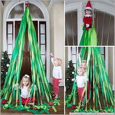 8 Epic Scout Elf Ideas - The Elf on the Shelf