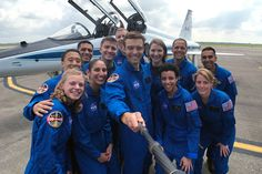 A SpaceX engineer and marine biologist explain how they got picked to be NASA astronauts
