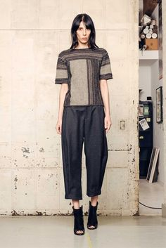 Gary Graham Fall 2015 Ready-to-Wear - Collection - Gallery - Style.com