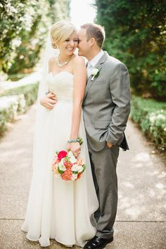 Monticello Wedding at Allerton Park from Ryan Timm Photography  Read more - http://www.stylemepretty.com/midwest-weddings/2013/01/07/monticello-wedding-at-allerton-park-from-ryan-timm-photography/