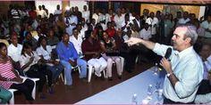 Luis Abinader: PRM centrado en hacer la oposición ha faltado a democracia dominicana