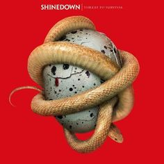 Shinedown Threat To Survival on LP + CD Shinedown have built their name on rock songs both brutal in power and epic in scope. Now, with their latest album, the group (Brent Smith, Barry Kerch, Eric Ba Brent Smith, Happy 3rd Anniversary, Las Vegas, Breaking Benjamin, My Bebe, Photos On Facebook, Rock Songs, Rock Music, We Will Rock You